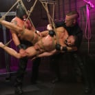 Sebastian Keys in 'The Slave, His Master, and Their Gimp'