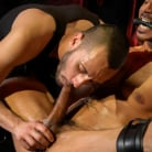Zario Travezz in 'Zario Travezz: Bound, Shocked, Fucked and Edged'